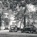 West Kentucky Coal offices in 1948 - now home of OMHS Mulicare offices and clinic, Madisonville, KY.