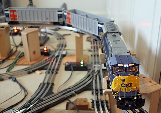 christmas lionel layout  u2013 the pennyrail online edition