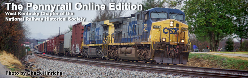 The Pennyrail Online Edition